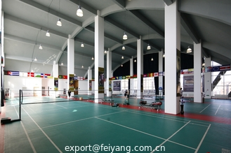 China PS8500 Indoor Elastic Polyaspartic Polyurea Flooring Middle Coat supplier