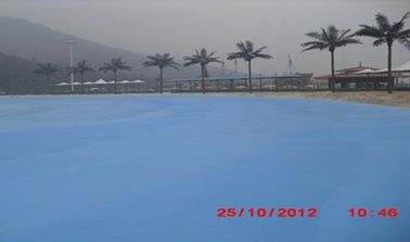 China Waterproof Polyaspartic Coating Projects-Water Theme Work Park Swimming Pools Proj supplier