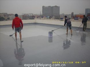 China Waterproof Polyaspartic Coating Projects-Roof Waterproof for Guangzhou Railway Stat supplier
