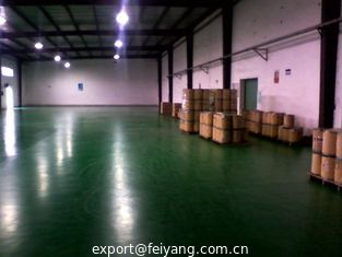China Polyaspartic Flooring Coating Projects-Warehouse Scratch Resistant Polyaspartic Floor Coat supplier