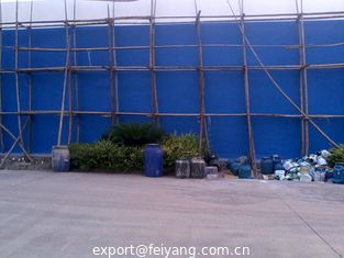 China Exterior Wall Polyaspartic Coating Projects-Waterproof Exterior Wall Coating supplier