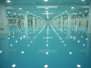 China Rigid Self-leveling Polyaspartic Flooring Coating Feature & Guide Formulation supplier