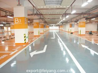 China Weather Resistance Polyaspartic Garage Flooring Coating supplier