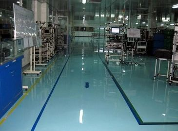 China Outdoor Self-leveling Polyaspartic Flooring Coating Feature & Guide Formulation supplier