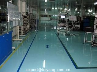 China Outdoor Self-leveling Polyaspartic Flooring Coating Guide Formulation supplier