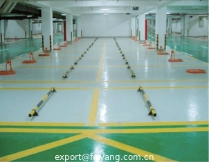 China Polyaspartic flooring resin F420 supplier