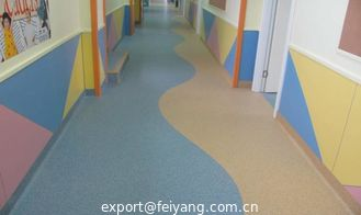 China Polyaspartic Flooring Coating Projects- High School Elastic Polyaspartic Floor Coating supplier