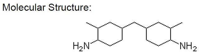 (DMDC) 4,4'-methylenebis(2-methylcyclohexyl-amine), Diamine
