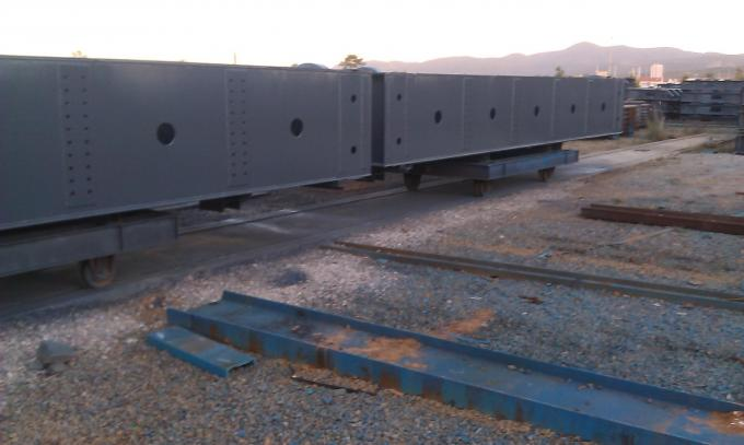 Polyaspartic Protective Projects-Xiangjiaba Hydroelectric Station Steel Gate Protection