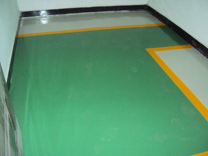 Polyaspartic Flooring Coating Projects-Workshop Polyaspartic Floor Coating