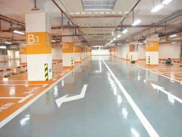 Weather Resistance Polyaspartic Garage Flooring Coating